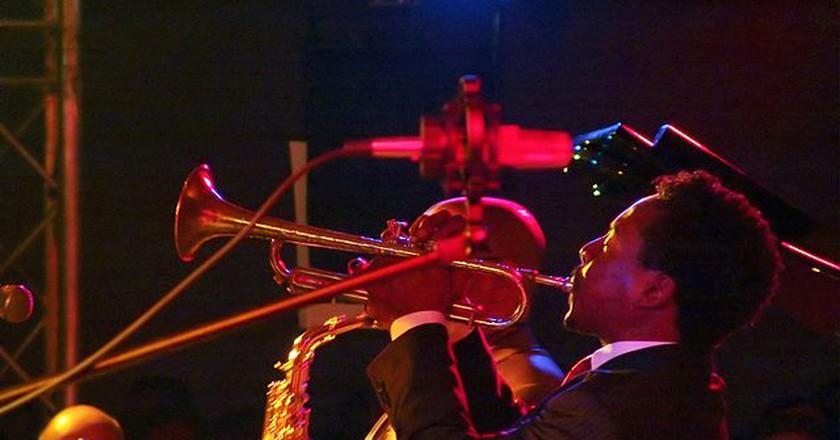 Jazz musician | © WikiCommons