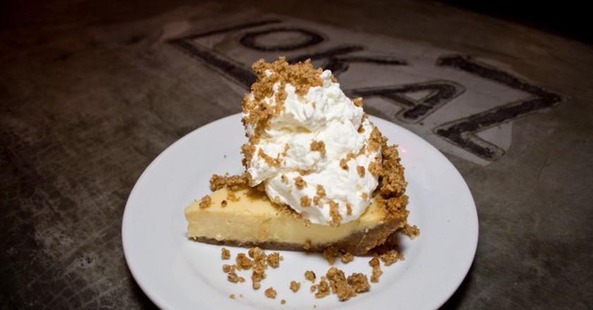 LoKal's key lime pie | Courtesy LoKal