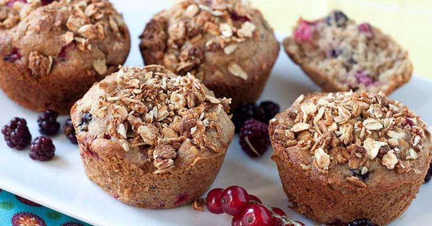 Breakfast Muffins | ©Emily Carlin/Flickr