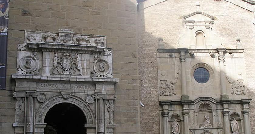 Museo de Navarra | © Jorab:WikiCommons