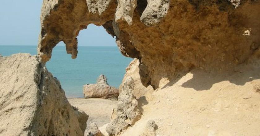 Hengam Island Courtesy of Pontia Fallahi