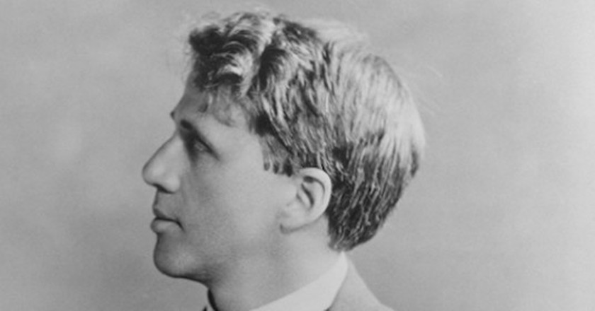 Robert Frost   © Unknown/WikiCommons