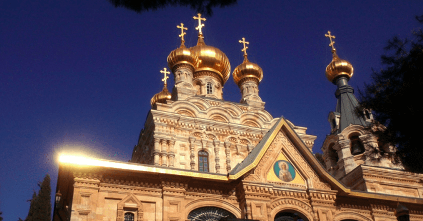 The Most Beautiful Churches And Cathedrals In Israel