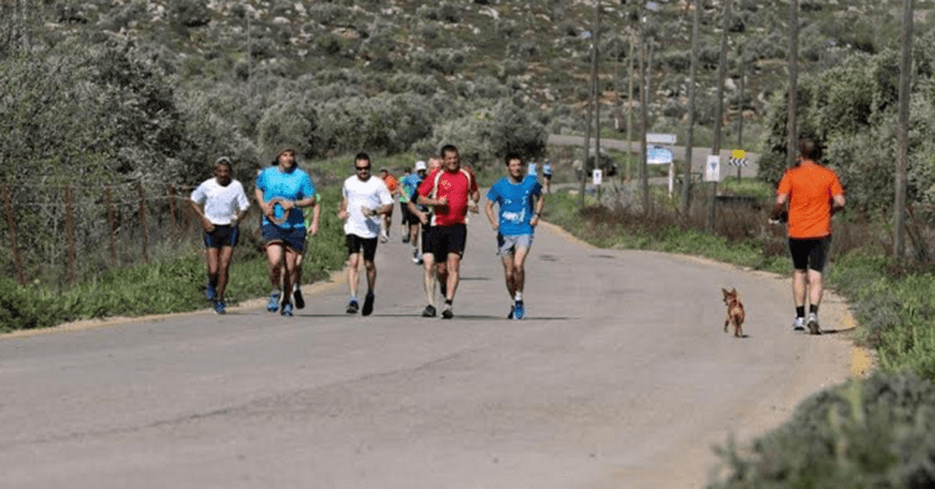 Israel's 2016 Marathon Season Is Upon Us