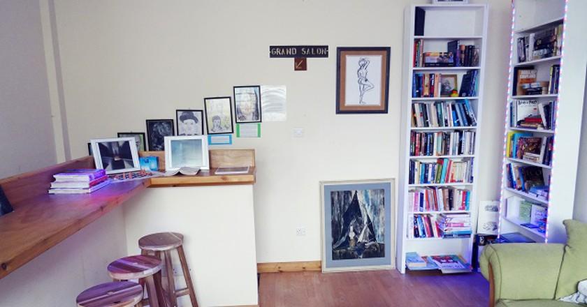 Interview With Sketchy Beats, Edinburgh's Cool New Arts Café