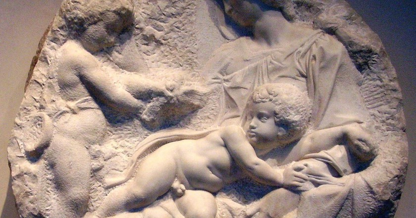 Explore Some Of The Marvels By Michelangelo In London