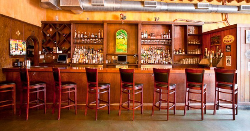 The Abbey Bar | © Courtesy of The Abbey Brewing Co.