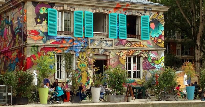 Le Pavillon des Canaux | © Reglissou/Flickr