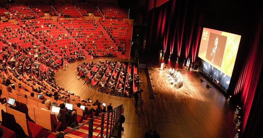 Anfiteatro da Cité Internationale   © Leandro Neumann Ciuffo/Flickr