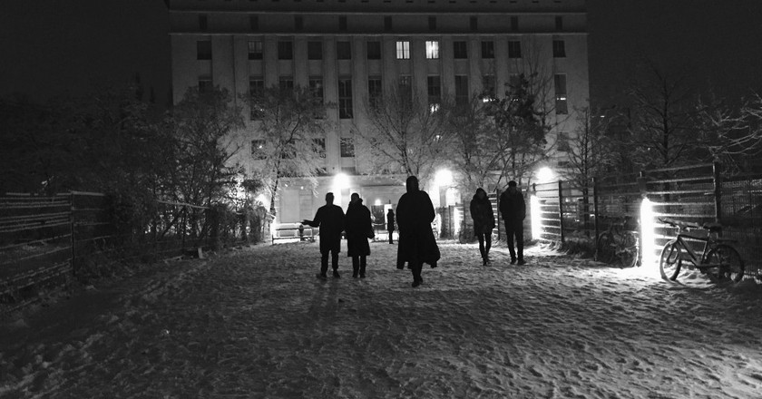 Berghain | © Michael Mayer/Flickr