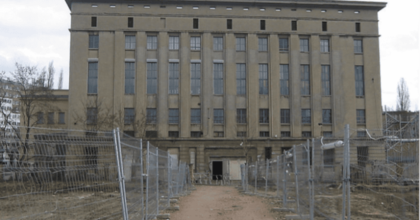 Berghain: Berlin's Mysterious Techno Temple