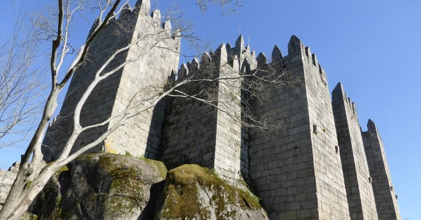 Castelo de Guimaraes   © Stephen Colebourne/Flickr