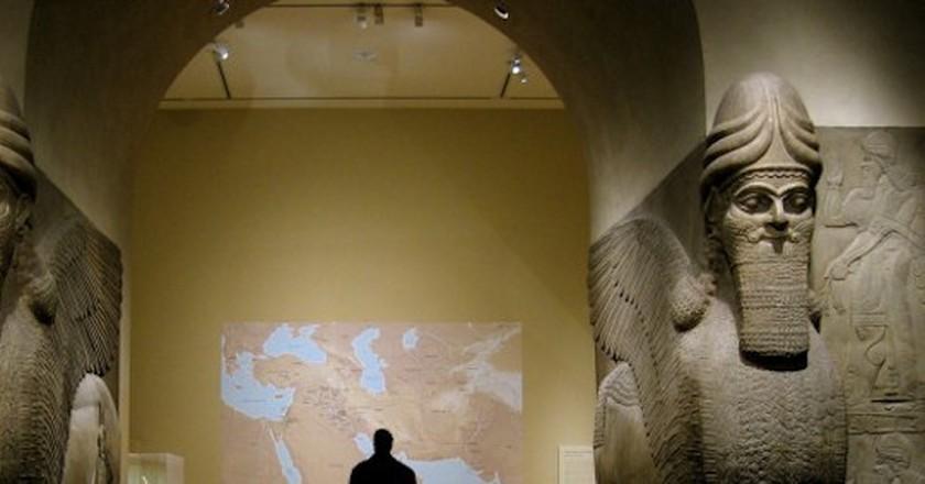 mesopotamia, iraq - assyrian gateway | © Xuan Che/Flickr