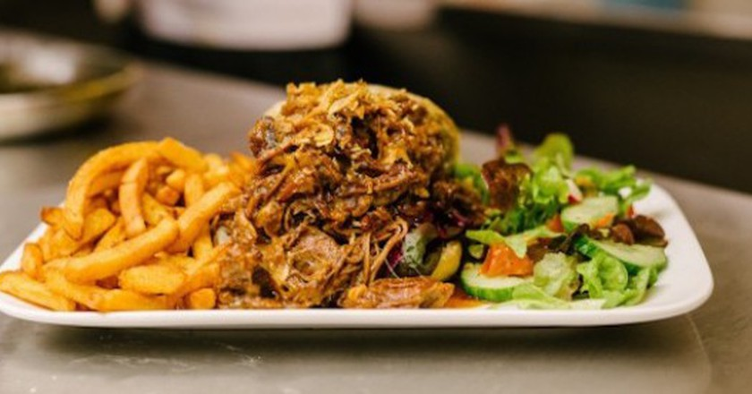 The miracle that is pulled pork   Courtesy of Cool Bun