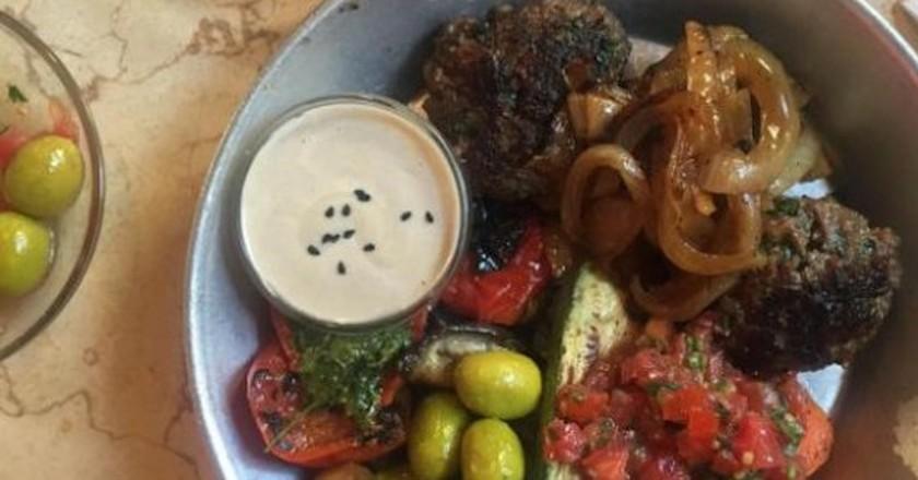 Street Food | Courtesy of Tel Aveat