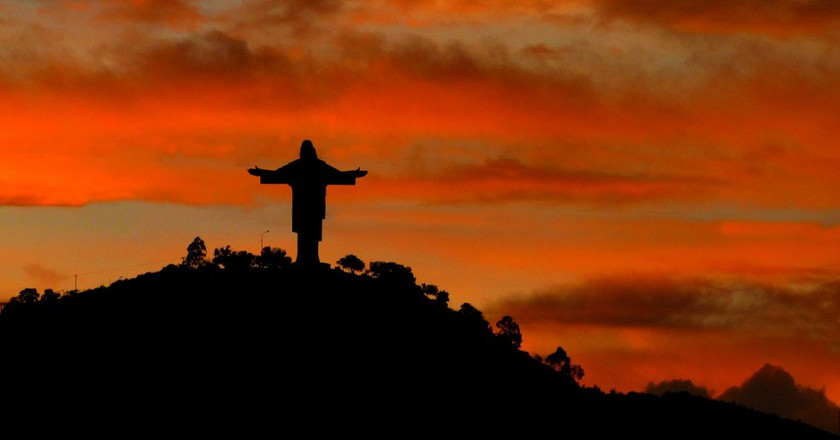 Christ of Peace, Bolivia | © Alzerreca/WikiCommons