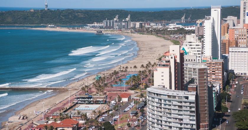 Durban, South Africa  © Pixabay