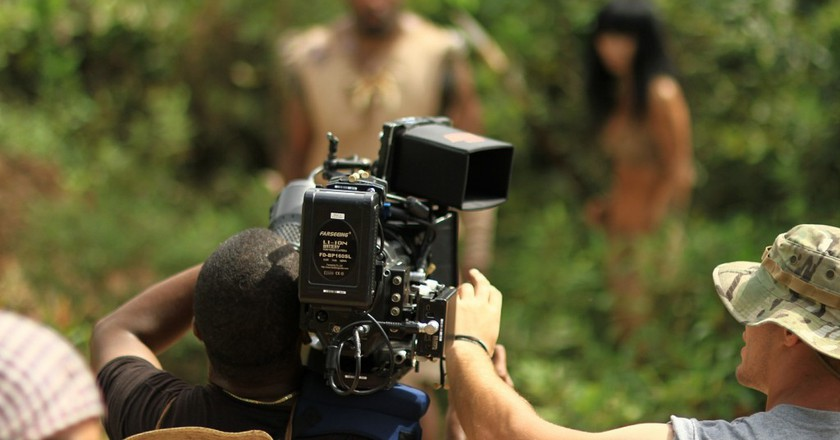 Film production | © dcondrey/Pixabay