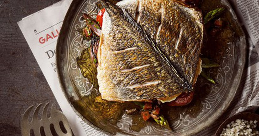 Fish Plate | © Fishop