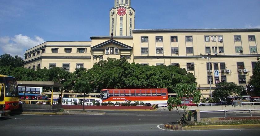 Manila City Hall | © Patrickroque01/Wikimedia Commons