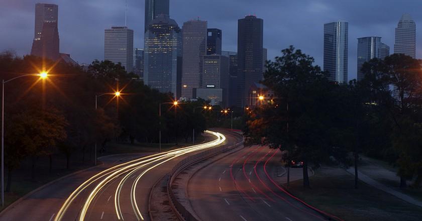 Memorial Drive, Houston, TX | © Adam Baker/Flickr