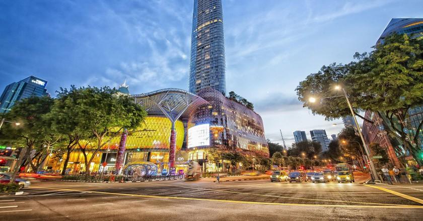 Orchard Road, Singapore | © chensiyuan/WikiCommons
