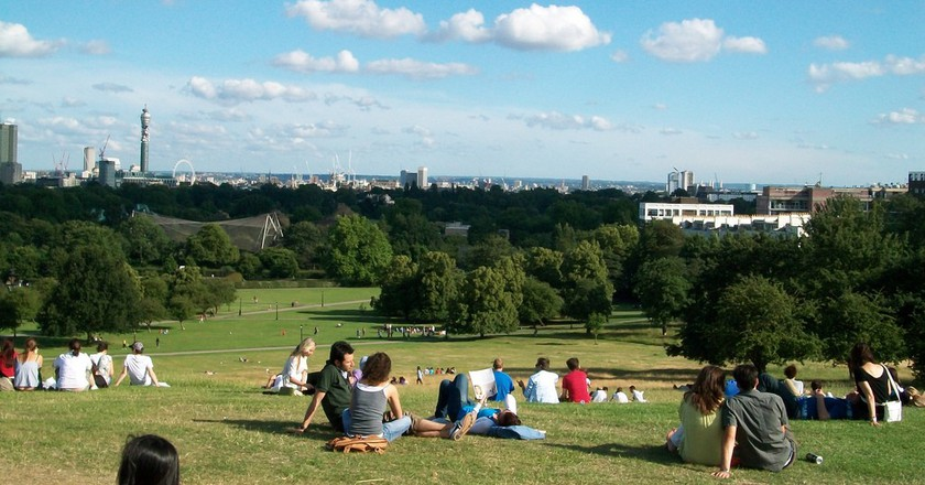 Primrose Hill | © Matt Churchill/Flickr