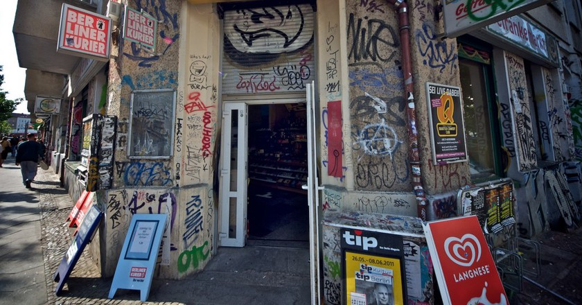 A Spätis, Berlin | © Robert Agthe/Flickr