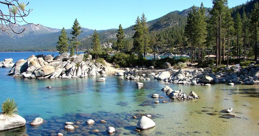 Lake Tahoe, NV, Sand Harbor