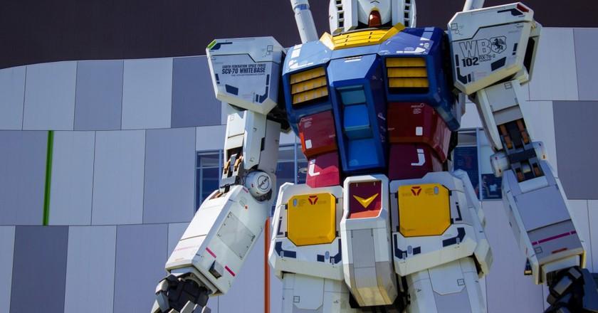 Robot in Tokyo, Japan   © 4dr14nqg/pixabay