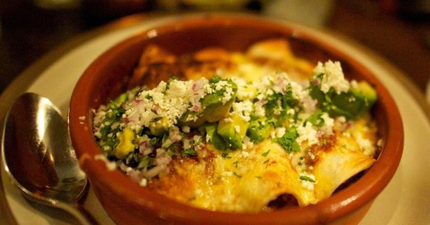 Enchiladas | © Mark Mitchell/Flickr