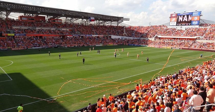 BBVA Compass Stadium   © Paul Duron/WikiCommons