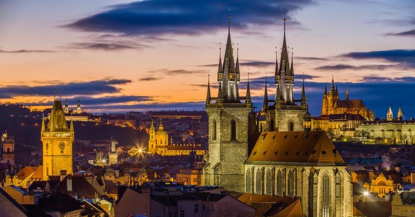 Prague | ©Jiuguang Wang/Flickr