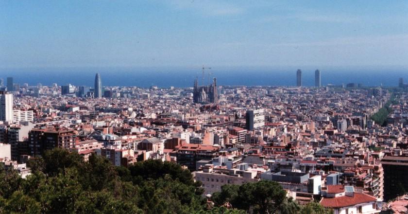 Barcelona | © Jorge Luis Zapico/Flickr