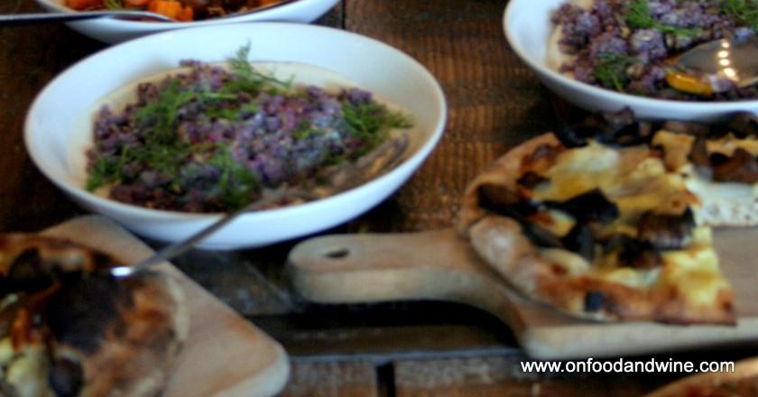 Mingle with locals over food   © onfoodandwine