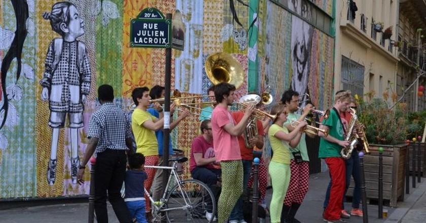 Celebrate The Fête De La Musique