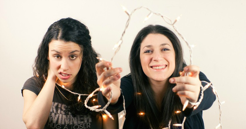 Tracy Soren and Jessie Jolles | © Matthew Santiago Torres