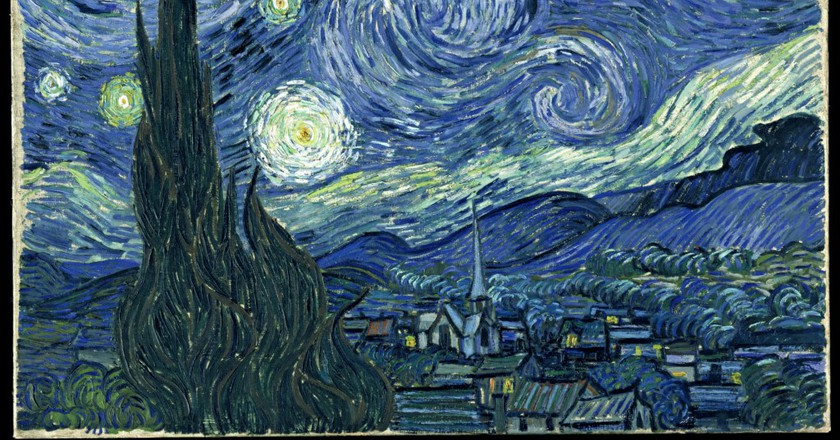 Recreate Van Gogh's Starry Night At A Special Art Workshop