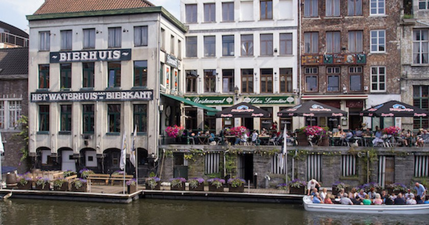 24 Hours In Ghent: A Culture Lover's Guide