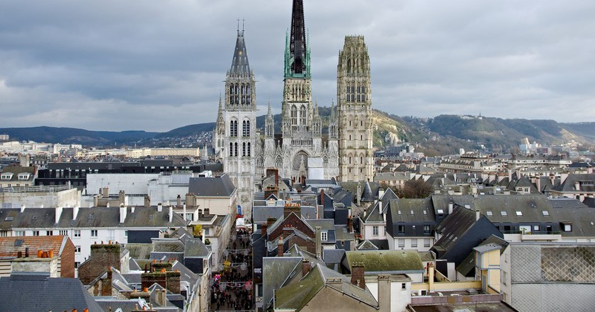 "Discover Rouen, The ""City Of A Hundred Spires"""