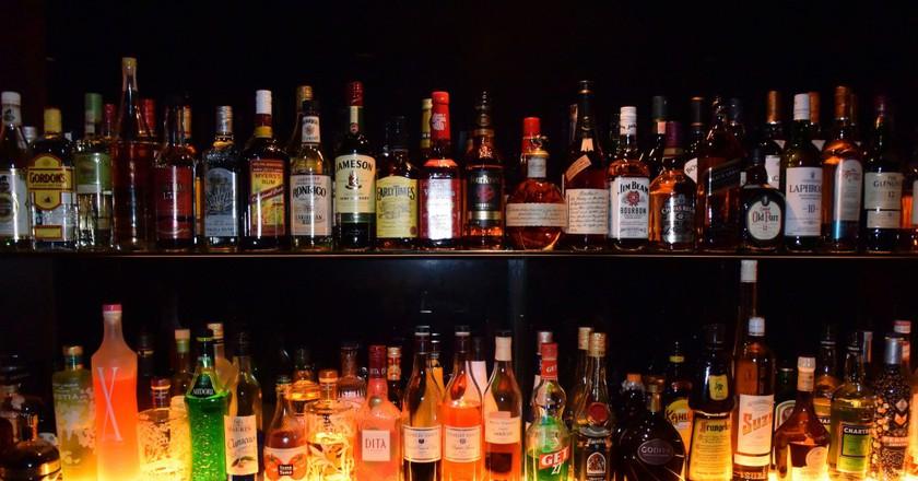 A variety of booze   © Özgür Cam/Flickr