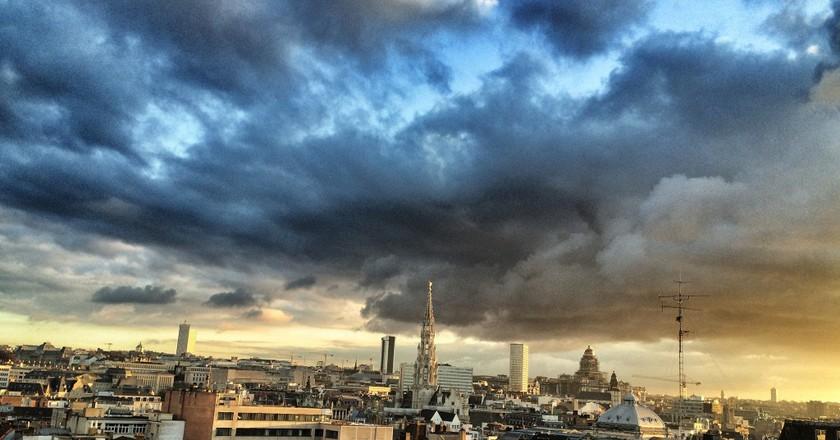 Brussels | © David/Flickr