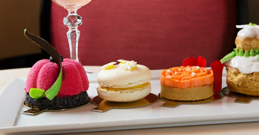Indulge In The Flavours Of Spring With The Rose Lounge