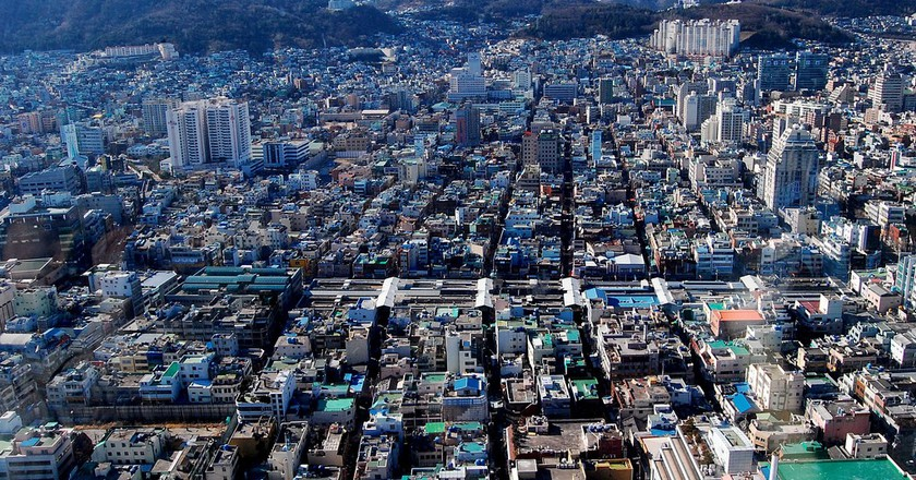 Busan | © Jrwooley6/Flickr