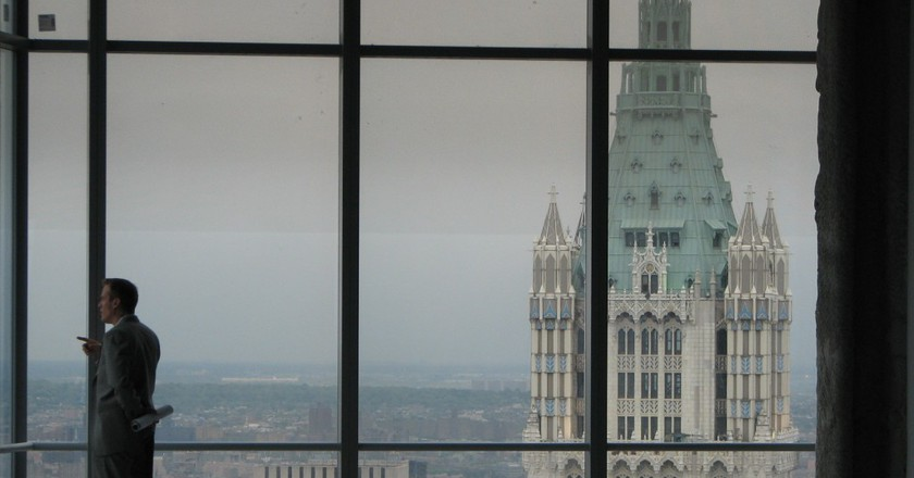 Tour The Historic Woolworth Building With Untapped Cities