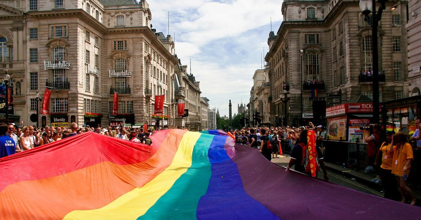 London Pride | © Colm Howard-Lloyd/Flickr