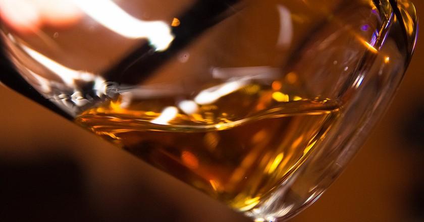 Whiskey Walk Around NYC