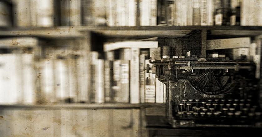 Mystery writers   © Nana B Agyei/Flickr