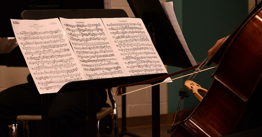 Hear A Breathtaking Chamber Choir Take On Mozart