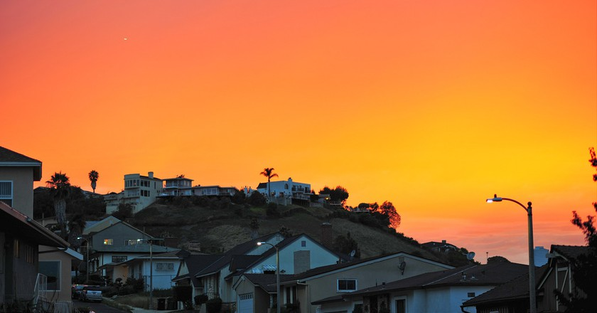 Sunset in LA | © Eric Chan/Flickr